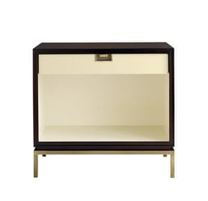 Al-Assad's shopping: Night stand from Baker furniture