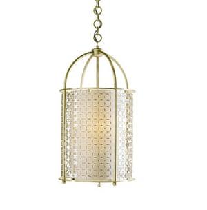 Al-Assad's shopping: Bracelet lantern from Baker furniture