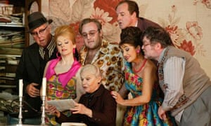 Cast of Gianni Schicchi by Puccini 2007
