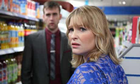 Matthew Lewis and Joanna Page in The Syndicate