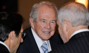 Pat Robertson, evangelist – now for the legalisation of marijuana