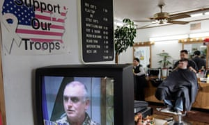 A hair salon in Washington near  Joint Base Lewis-McChord