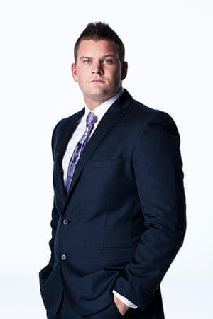 The Apprentice candidates: The Apprentice - 2012 Ricky Martin