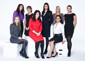 The Apprentice candidates: The Apprentice - 2012 women candidates