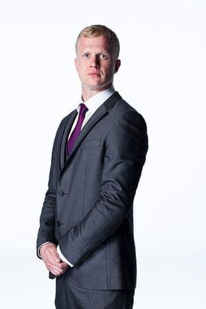 The Apprentice candidates: The Apprentice - 2012 Adam Corbally