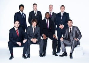 The Apprentice candidates: The Apprentice - 2012 male candidates