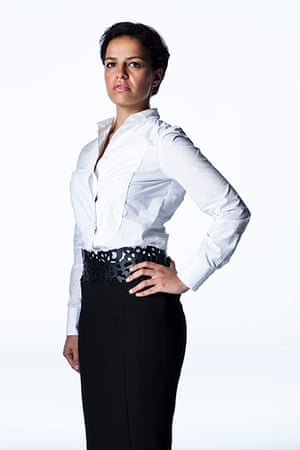 The Apprentice candidates: The Apprentice - 2012 Gabrielle Omar