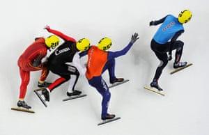 TJ SJA: World Short Track Speed Skating