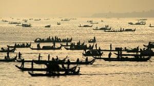 Dams: Mekong river