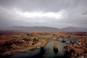Dams: Turkey to build Ilisu dam without international participation