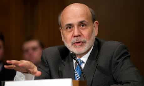 Ben Bernanke Testifies