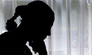 Rape victim