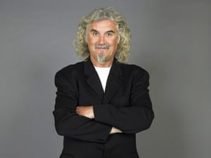 Billy Connolly - Drawings: Billy Connolly - Debut Art Collection