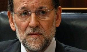 Spain's Prime Minister Mariano Rajoy, Ecofin