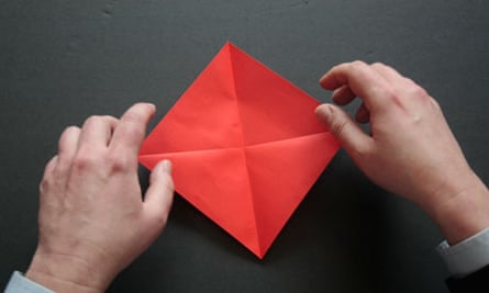 How to Make an Origami Flapping Bird: 14 Steps (with Pictures) | 267x445
