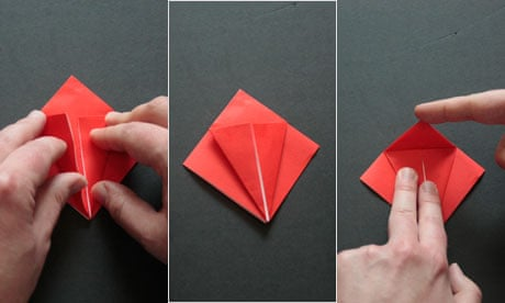 Akira Yoshizawa's 101st anniversary: make your own origami