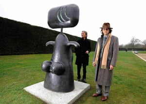 A breath of fresh air: Joan Miró at Yorkshire Sculpture Park – in ...