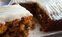 Geraldine Holt recipe carrot cake