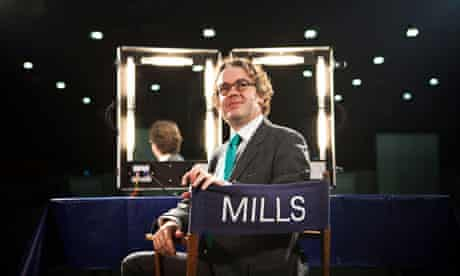 Edinburgh International festival 2012 director Jonathan Mills