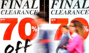 Final clearance sale poster