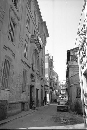 Alexandria City of Memory: Rue Lepsius in the 1980s