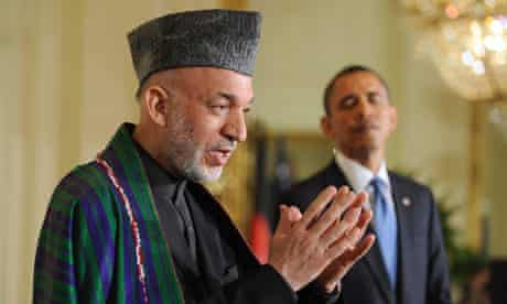 Afghan president asks US to withdraw soldiers
