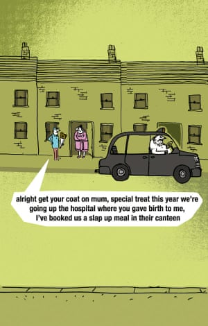 Modern Toss Mothers Day