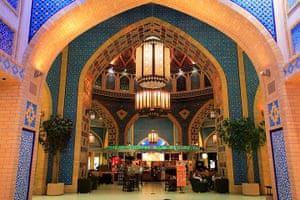 Unusual chain restaurants: Starbucks Dubai
