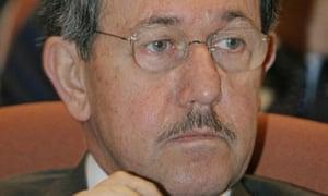 Fawaz Akhras, the father-in-law of the Syrian president, Bashar al-Assad