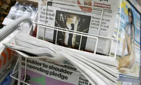 The Scottish National Theatre production will look at the past, present and future of newspapers