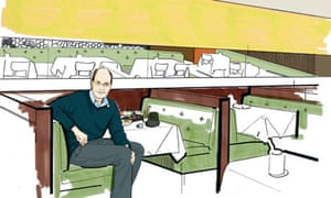 Alain de Botton illustration