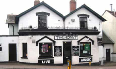 Pub in name battle