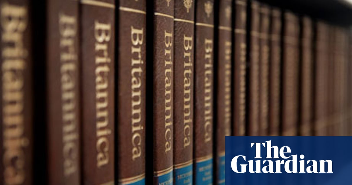 Online or in print, the Encyclopedia Britannica is worth