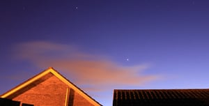 Venus and Jupiter: Aaron McBride