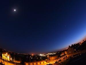 Venus and Jupiter: James Bell: Venus and Jupiter readers' pictures