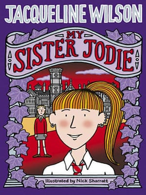 Book Covers: My Sister Jodie book cover