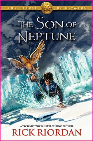 Book Covers: Son of Neptune book cover