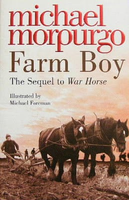 Book Covers: farm boy book cover