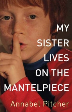 Book Covers: My Sister Lives on the Mantelpiece book cover