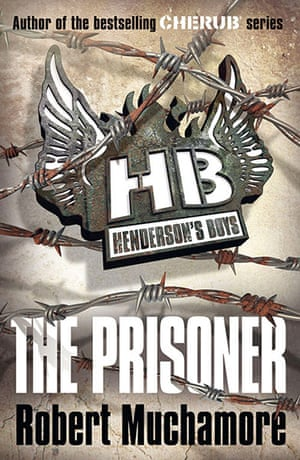 Book Covers: The Prisoner book cover