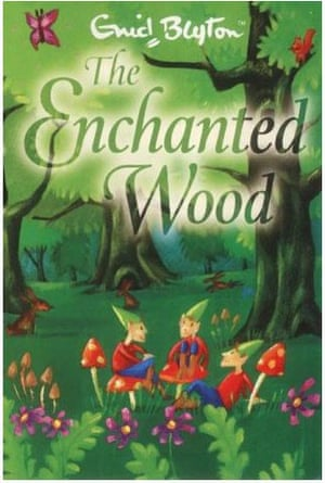 Book Covers: Enchanted Wood book cover