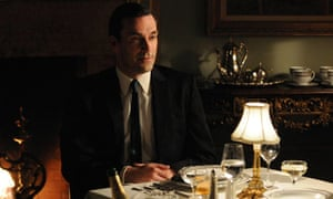 The era of long lunches is over for advertising executives, such as Mad Men character Don Draper