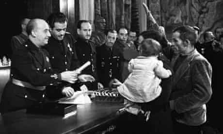 General Franco had Spanish babies removed from 'politically dangerous' families