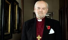 The bishop of London, Richard Chartres