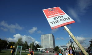 Public sector workers at the DVLA will be among the first to be considered for localised pay