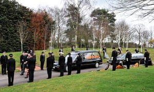 David Rathband funeral