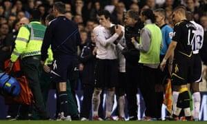 Tottenham Hotspur v Bolton Wanderers