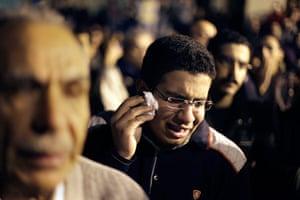 Pope Shenouda III: An Egyptian Christian weeps