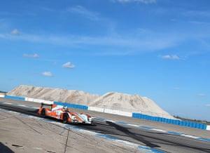 12 hours of Sebring : The Oak Racing Morgan-Judd