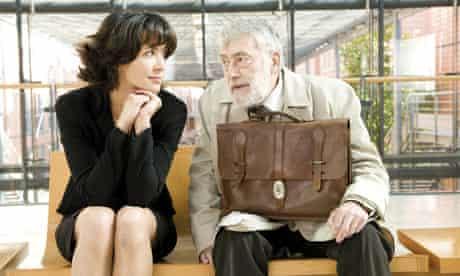 Michel Duchaussoy in L'Age de Raison with Sophie Marceau, 2010. Photograph: Everett Collection/Rex Features